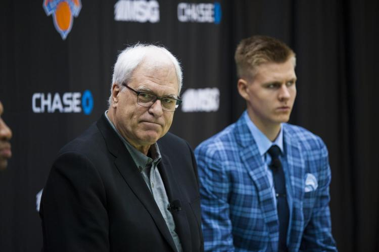 Phil Jackson shouldn't have messed with Carmelo Anthony (among others)