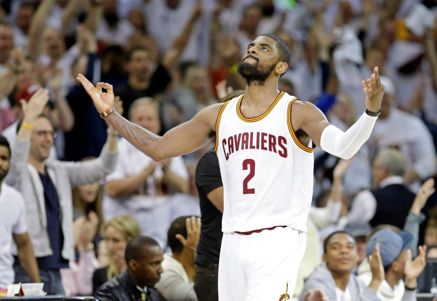 Kyrie Irving to Boston: When Eastern rivals swap point guards
