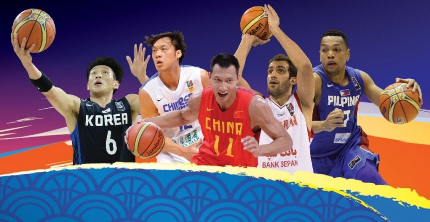 Top 25: FIBA Asia Players (from 2007 to 2015) Part 1