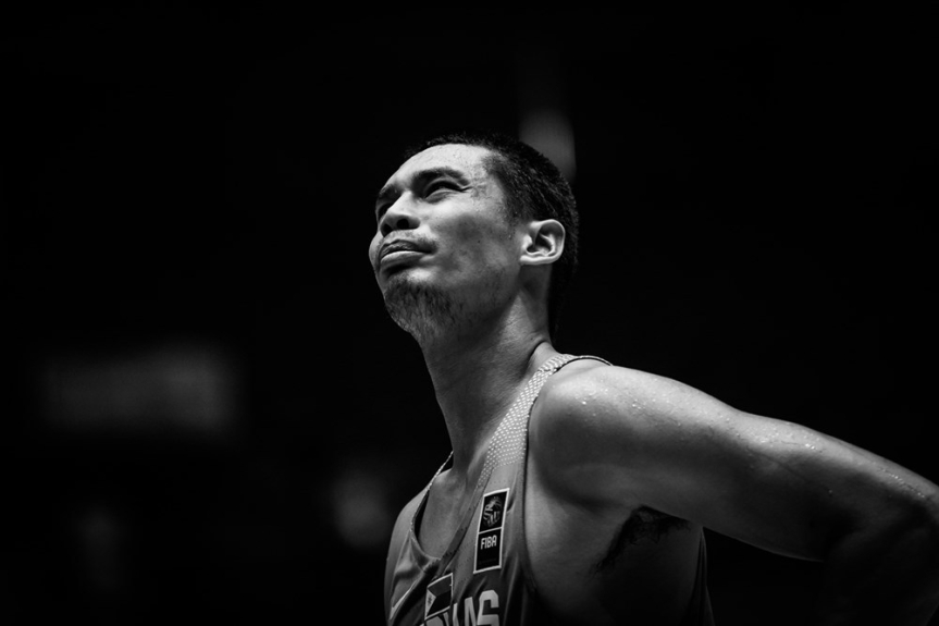 Japeth Aguilar's time to shine
