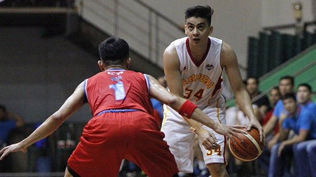 2017 PBA Draft: Zero in on Louie Vigil