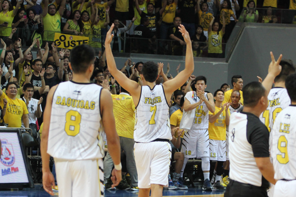 Thoughts: UST and that darned three-yearplan